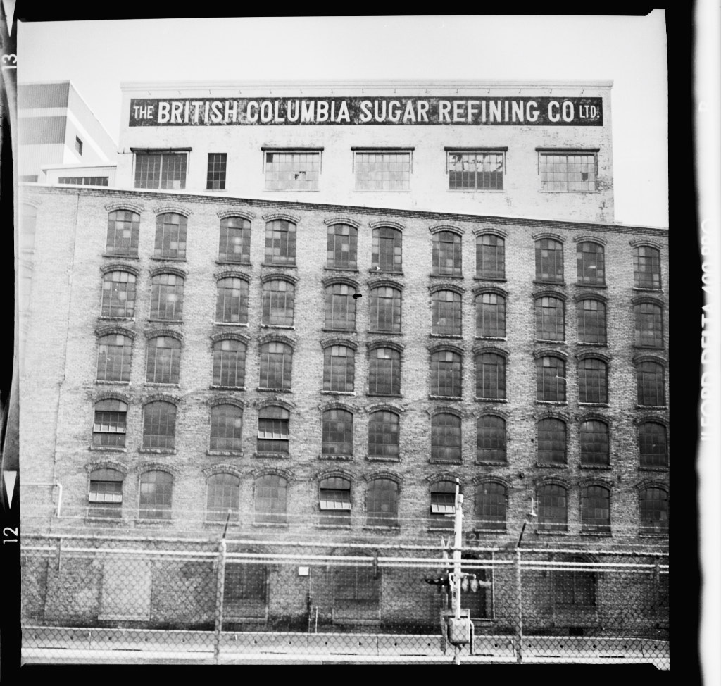 The British Columbia Sugar Refining Company, Ltd